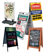 A-Frame Signs & A-Boards