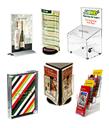 Acrylic Sign & Brochure Holders