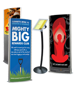 Freestanding Light Boxes