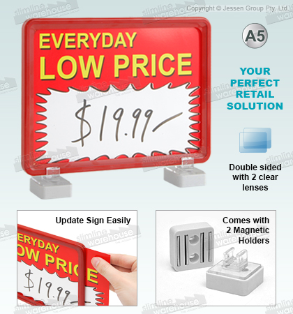 Pricing Signs