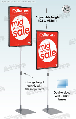 Retail Store Signs