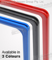 3 Colour choices are available to offer variety