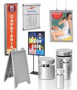 Sign Shop Supplies