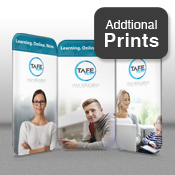 3 Magnetic Panel Set - Single Sided Print Only