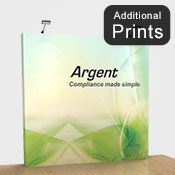 Additional Graphics Fabric<br>Fabric Graphic Print Only<br> <b>2.2m x 2.2m S/Sided</b>