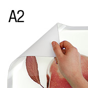 A2 420 x 594mm Transparency Film