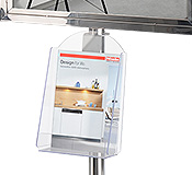Sign Stand Literature Holder