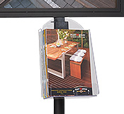 Brochure Pocket for Sign Stand