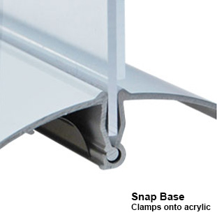 Snap Base Securely Grips Sheet