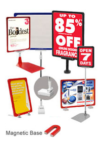 POS Poster & Sign Holders