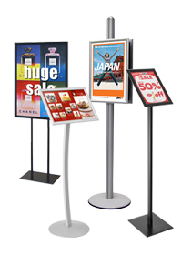 Floor Signs & Poster Stands