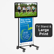 LED Screen Stand