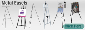Display & Artwork Easels