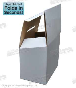 A Cardboard Ballot Box is an Inexpensive Way of Holding Contests!