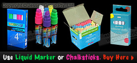 Many markers available now!