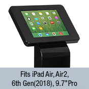 iPad Stand with Graphic Holder