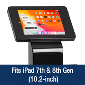 iPad Stand with Graphic Holder for 10.2