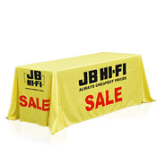 Deluxe Printed Table Covers