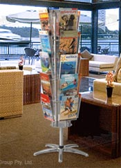 Brochure Carousel Stands