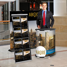 Pop Up Trade Show Stands