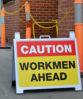 safety signs Australia