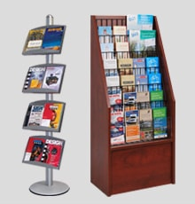 Brochure Floor Stands
