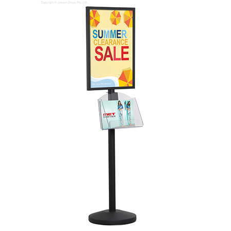Free Standing Sign Frames