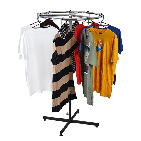 Round Clothes Rack